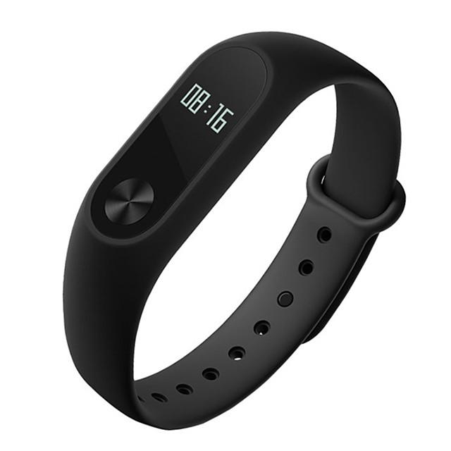 Xiaomi Mi band 2 Moniteur d'Activité / Bracelet à puce iOS / Android Etanche / Ecran Tactile / Moniteur de Fréquence Cardiaque Capteur de Proximité / Accéléromètre / Capteur de Fréquence Cardiaque