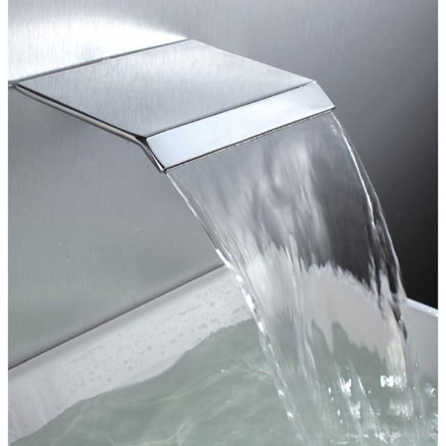 Faucet accessory - Superior Quality Spout Contemporary Brass Chrome