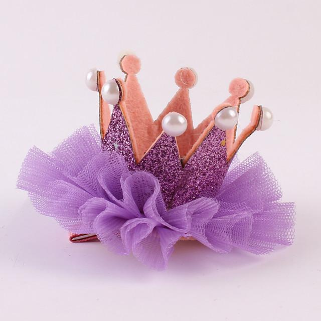 Toddler Unisex Cotton / Nylon Hair Accessories Pink / Purple / Fuchsia One-Size / Bandanas