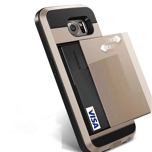 Coque Pour Samsung Galaxy S8 Plus / S8 / S7 edge Porte Carte Coque ...