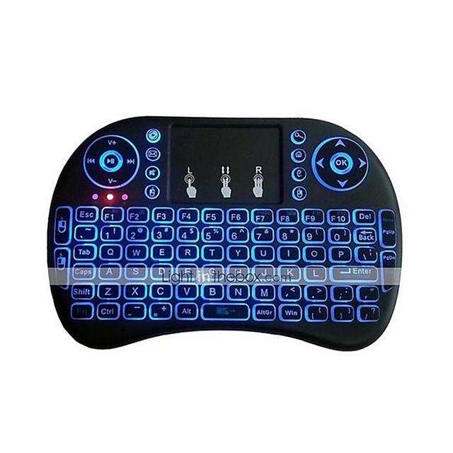 Air Mouse / Tastiera Mini wireless a 2,4 GHz senza fili Air Mouse / Tastiera Per Linux / Android / Windows