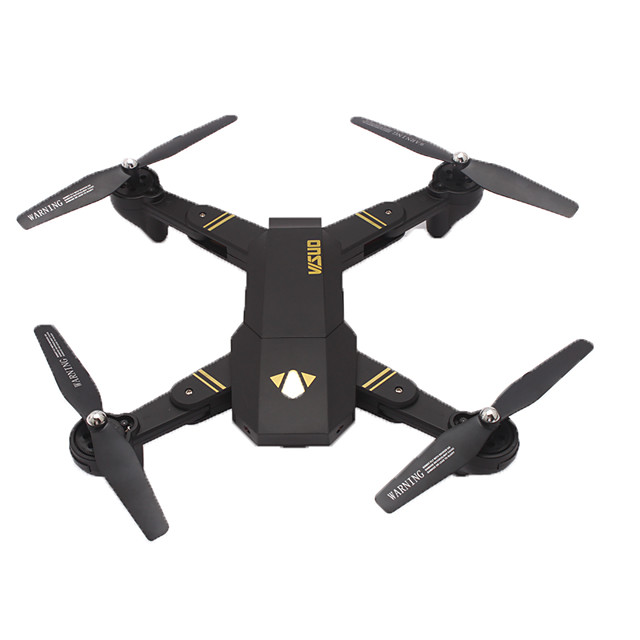 RC Drone VISUO xs809 4CH 6 Axis 2.4G RC Quadcopter One Key To Auto-Return / Headless Mode / 360°Rolling RC Quadcopter / Remote Controller / Transmmitter / USB Cable
