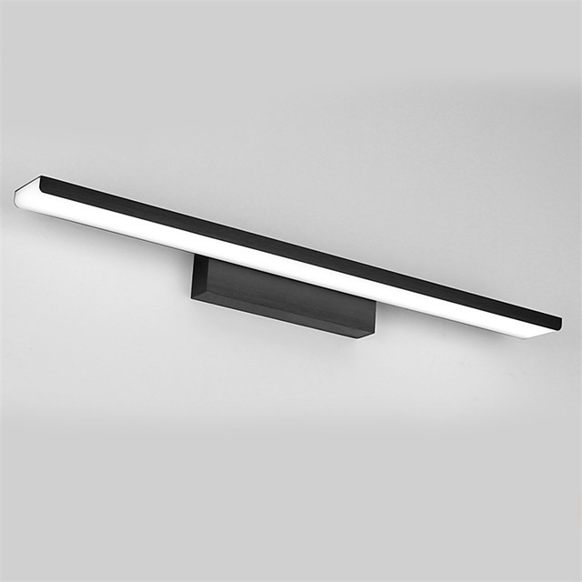 LED Mirror Lamp 81cm 32W Bathroom Lights Aluminum Brushed Materials Cabinet Wall Lights Make-Up Lighting Vanity Light