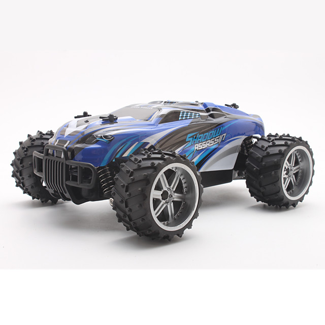 RC Car S737 27MHz Buggy (Off-road) / Off Road Car / Drift Car 1:16 18 km/h Rechargeable / Remote Control / RC / Electric