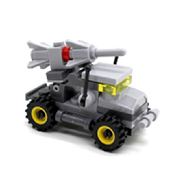 ENLIGHTEN Building Blocks Square Boys' Unisex Toy Gift