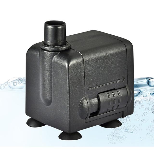 Aquarium Fish Tank Water Pump Vacuum Cleaner Energy Saving Non-toxic & Tasteless Plastic 1 pc 220-240 V / # / #