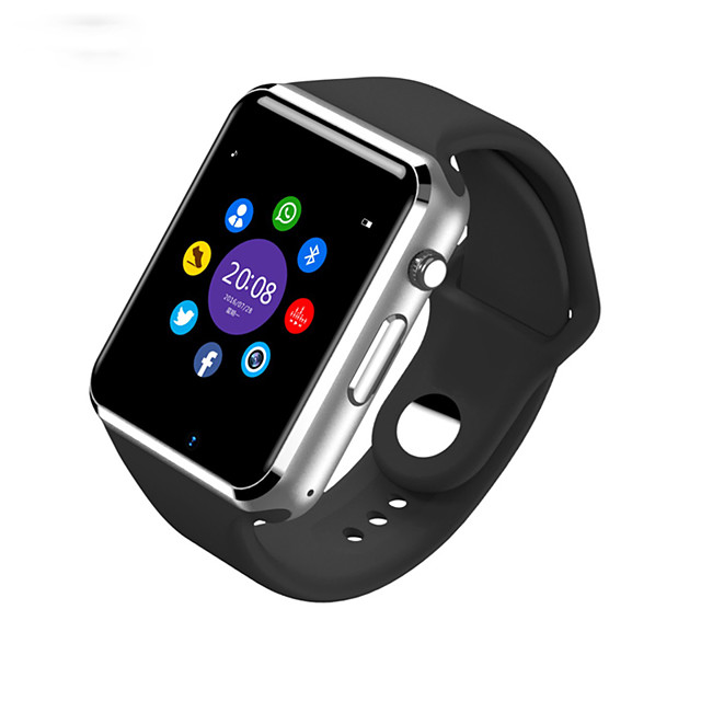 Smartwatch W8 for Android Calories Burned / Long Standby / Hands-Free Calls / Touch Screen / Camera Stopwatch / Call Reminder / Activity Tracker / Sleep Tracker / Sedentary Reminder / 0.3 MP