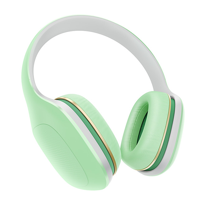 Xiaomi On Ear / Headband Wired Headphones Aluminum Alloy Mobile Phone Earphone with Microphone / with Volume Control Headset