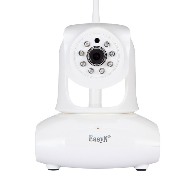 EasyN® 2.0 mp Wireless PTZ CMOS IP Camera 2.8-8mm Optical Zoom H.264 Pan Tilt Indoor WIFI IR-cut Zoom Two-Way Audio Remote Access Dual Stream Motion Detection Home Security Camera