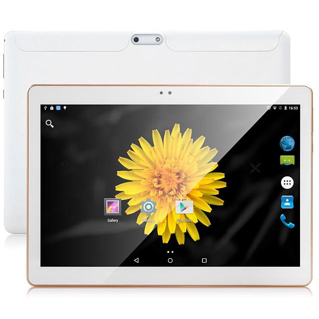 G11 10.1 inch Phablet (Android6.0 1280 x 800 Octa Core 2GB+16GB) / 64 / 5 / Micro USB / SIM Card Slot / TF Card slot