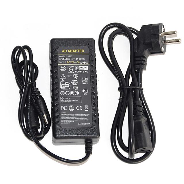 1pc 12 V Strip Light Accessory / US / EU Power Supply / Power Adapter for LED Strip light