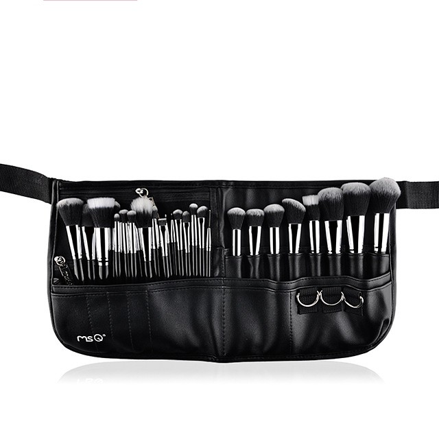 Professional Makeup Brushes Makeup Brush Set 1 set Easy to Carry Multi Function Easy Carrying Multi-tool Pony / Synthetic Hair / Pony Brush Aluminium / Wood Makeup Brushes for