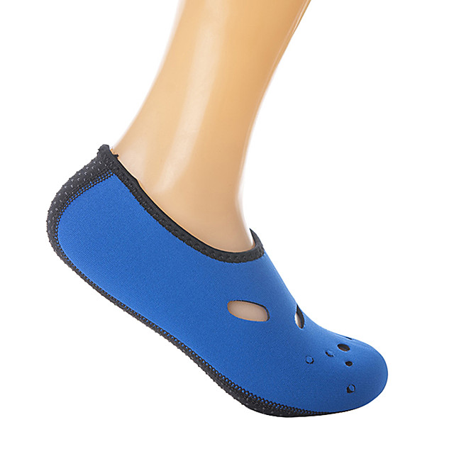 Men's Women's Water Socks Aqua Socks 3mm Rubber Neoprene Quick Dry High Strength Softness Barefoot Yoga Diving Surfing Snorkeling Boating Kayaking - for Adults