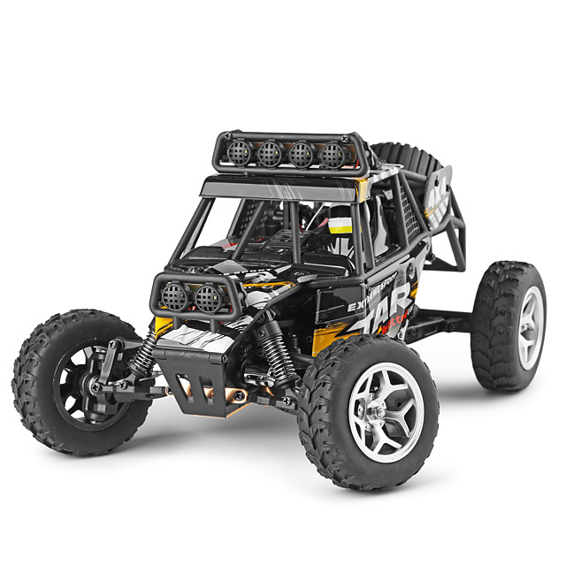 RC Car WLtoys 18428 2.4G Buggy (Off-road) / Rock Climbing Car / Off Road Car 1:18 Brush Electric 40 km/h Remote Control / RC / Rechargeable / Electric