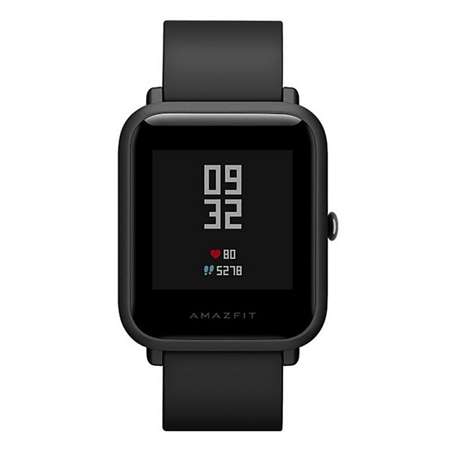 Xiaomi Amazfit Bip Smart Watch BT Fitness Tracker Support Notify/ Heart Rate Monitor Built-in GPS 45 Days Standby Sports Smartwatch China Version