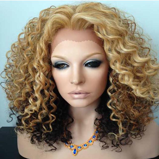 Donna Parrucche di capelli umani con retina Cappelli veri ...