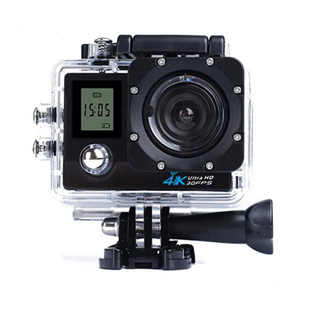 QQT SJ8000D vlogging Outdoor / High Definition / Portable 64 GB 30fps 8 mp / 12 mp / 16 mp 1280x960 Pixel 2 inch CMOS H.264 Single Shot 45 m -1/3