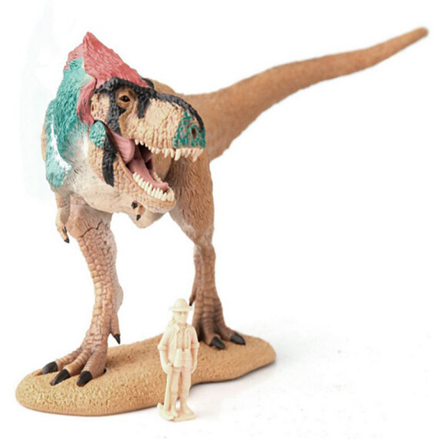 Animals Action Figure Educational Toy Dinosaur Insect Animals Simulation Silicon Rubber Teen Party Favors, Science Gift Education Toys for Kids and Adults