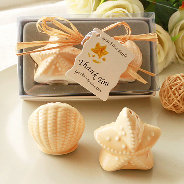 Christmas / Christmas Gifts / Wedding Ceramic Practical Favors / Gifts / Tableware Sets Beach Theme / Sports / Garden Theme - 2 pcs