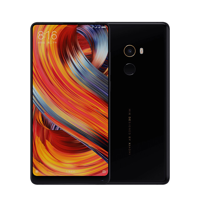 Clearance Xiaomi MI MIX2 Global Version  5.99 inch inch 4G Smartphone (6GB + 64GB 12 mp Qualcomm Snapdragon 835 3400 mAh mAh) / Octa Core