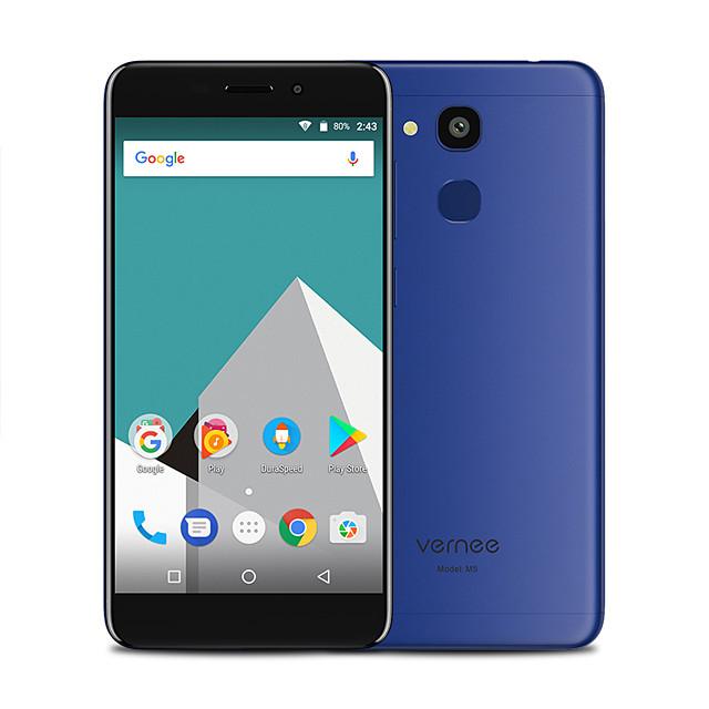 Vernee M5 5.2 inch inch 4G Smartphone (4GB + 32GB 13 mp MediaTek MT6750T 3300 mAh mAh) / 1280x720 / Octa Core / Yes / FDD(B1 2100MHz) / FDD(B3 1800MHz)