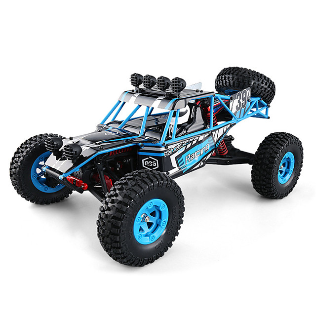 RC Car JJRC Q39 2.4G Buggy (Off-road) / Off Road Car / Drift Car 1:12 Remote Control / RC / Rechargeable / Electric
