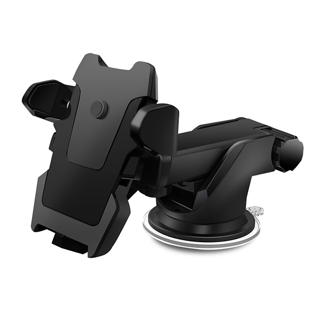 Phone Holder Stand Mount Car Universal Cell Phone Mobile Phone Dashboard Car Holder Cupula Type ABS Phone Accessory iPhone 12 11 Pro Xs Xs Max Xr X 8 Samsung Glaxy S21 S20 Note20