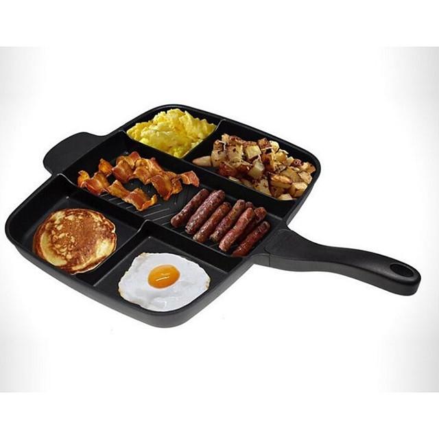 Cookware Plastic Square Frying Pans & Skillets 1 pcs