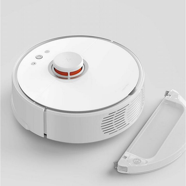 Clearance Roborock S50 Robot Vacuum Cleaner 2 International Vision Automatic Cleaning 2000pa Sweeping Mopping Function LDS Planning 5200mAh
