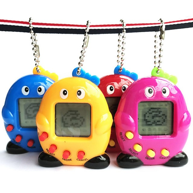 Electronic Pets Gaming Stress and Anxiety Relief Penguin with Screen Kid's Adults' Toy Gift