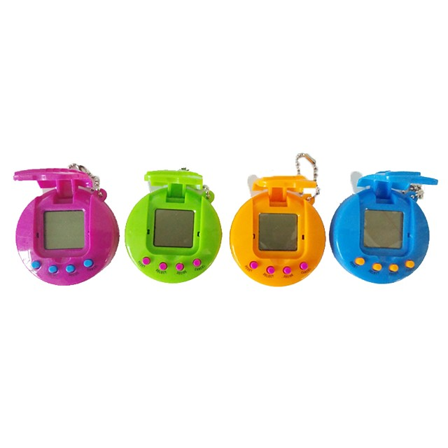 Electronic Pets Gaming Stress and Anxiety Relief with Screen Kid's Adults' Boys' Girls' Toy Gift