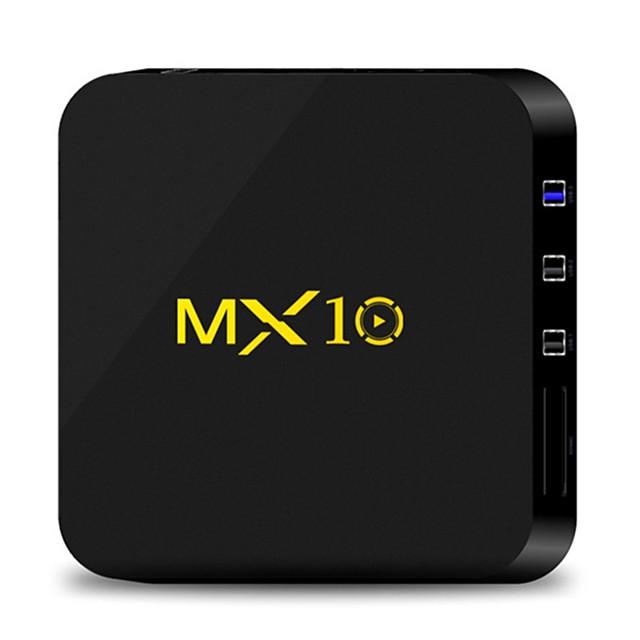 MX10 Android 7.1 RK3328 4GB 32GB Quad Core