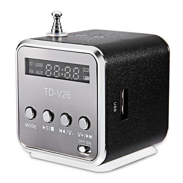 TD-v26 Outdoor Speaker Mini Style Outdoor Speaker For