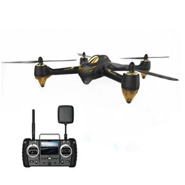 RC Drone Hubsan H501S 4 Channel 2.4G With HD Camera 1080P RC Quadcopter 360°Rolling RC Quadcopter / Remote Controller / Transmmitter / 1 Battery For Drone