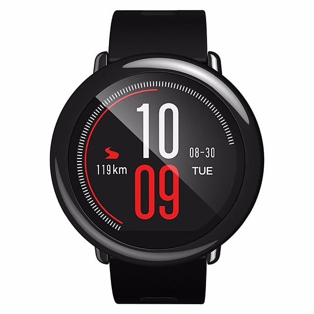 Xiaomi Huami AMAZFIT Smart Watch BT Fitness Tracker Support Notify/ Heart Rate Monitor Built-in GPS Sports Smartwatch Compatible Samsung/ Android/ Iphone Global Version