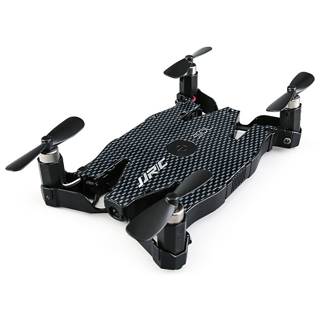 RC Drone JJRC H49WH 4 Channel 2.4G With HD Camera 720P RC Quadcopter One Key To Auto-Return / Headless Mode / Hover RC Quadcopter / Remote Controller / Transmmitter / Camera / With Camera
