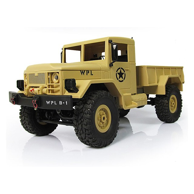 Model Car Rechargeable Remote Control / RC Electric 1:16 Buggy (Off-road) Truck Rock Climbing Car For Gift