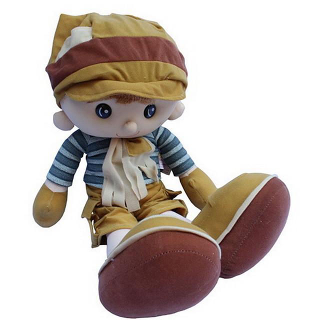 1 pcs Kitömött állat Lány Doll Plüss baba Világító játékok Plüss babák Punjene i plišane igračke Lány babák Cuki Gyermekeknek Puha Gyermekbiztos Dekoratív Non Toxic Imádni való Szeretetremélt