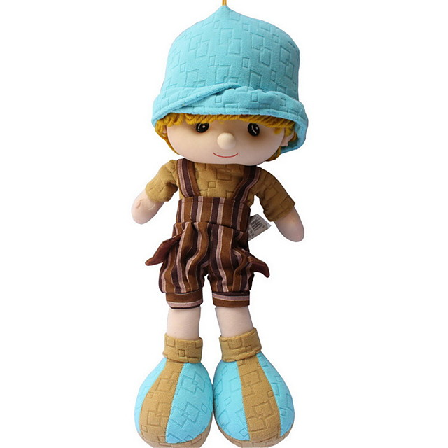 1 pcs Stuffed Animal Girl Doll Plush Doll Plush Toys Plush Dolls Stuffed Animal Plush Toy Baby Girl Cute For Children Soft Child Safe Decorative Non Toxic Adorable Lovely Cartoon Design Wedding Cloth