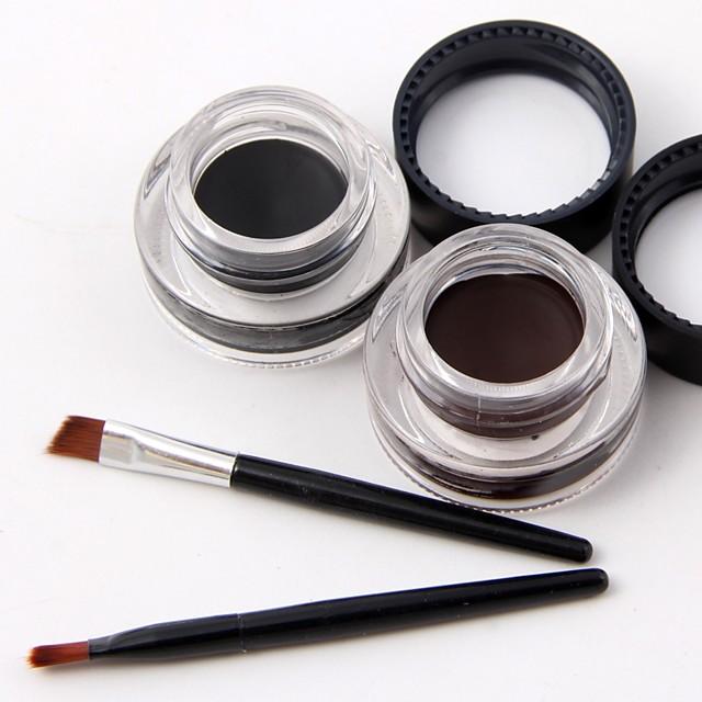Eyeliner Cream Makeup Brushes Makeup 1 pcs ABS Eyeliner Daily Makeup / Party Makeup / Cateye Makeup Long Lasting Cosmetic Grooming Supplies / Matte