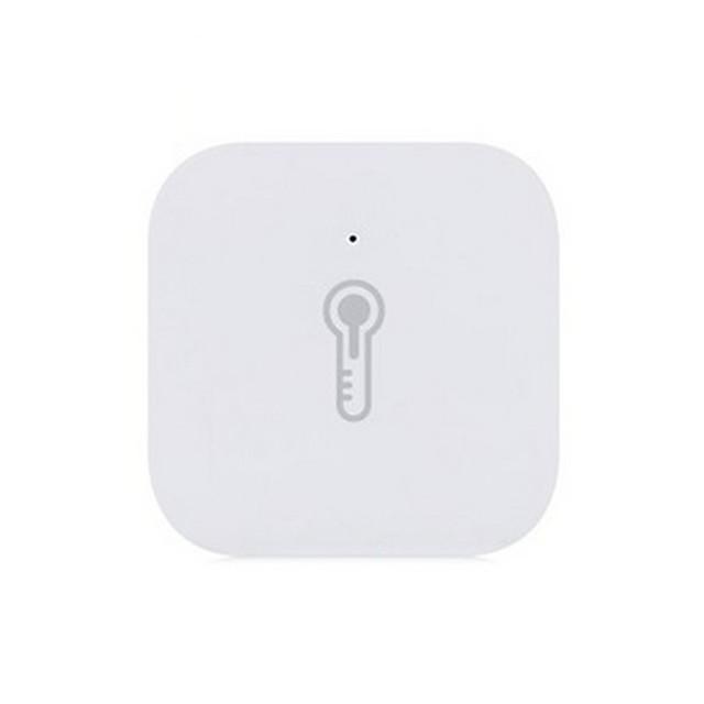 xiaomi aqara senzor vlage vlage - mlijeko bijela zigba bežična veza / automatski alarm / detektira atmosferski tlak