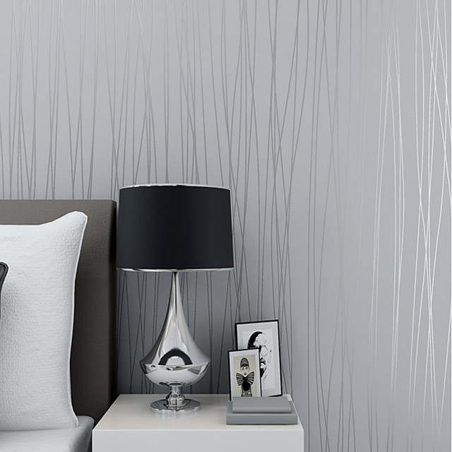 3D Home Decoration Contemporary Wall Covering, Non-woven fabric Material Self adhesive Wallpaper, Room Wallcovering