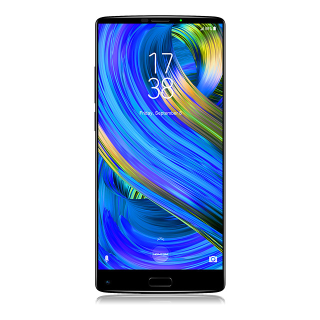 HOMTOM S9 Plus 5.99 inch palac 4G Smartphone (4GB + 64GB 16 + 5 mp MediaTek MT6750T 4050 mAh mAh) / Osmojezgreni / FDD (B1 2100MHz) / FDD (B3 1800MHz) / FDD (B7 2600MHz) / FDD (B20 800MHz)