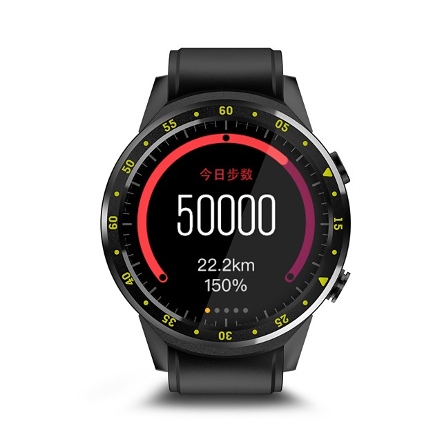 F1 Smart Watch BT Fitness Tracker Support Notify/ Heart Rate Monitor Built-in GPS Sports Smartwatch Compatible Samsung/ Android/ Iphone