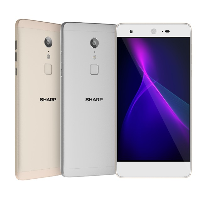 SHARP Z2 Global Version 5.5 pulgada