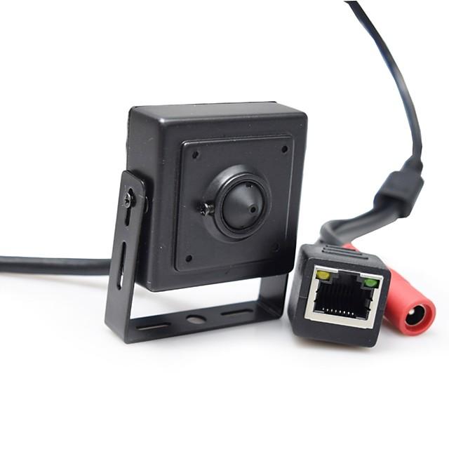 720P ONVIF 2.0 1/4 CMOS H62 1.0MP 25FPS Security Indoor Mini Ip Camera CCTV 3.7mm Lens Surveillance IP Camera