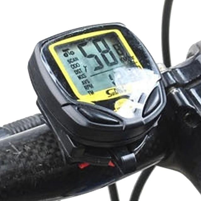 548C1 Bike Computer / Bicycle Computer Waterproof Portable Wireless Cycling / Bike Cycling
