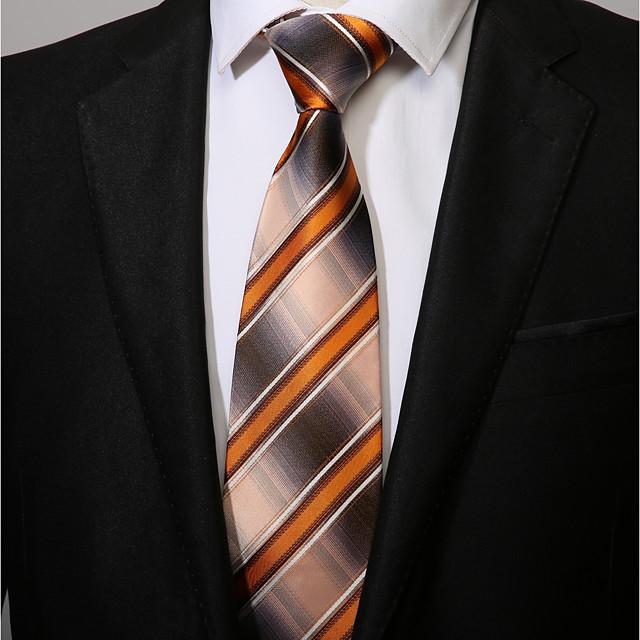 Men's Casual Necktie - Striped