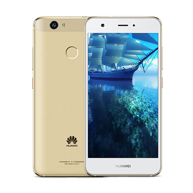 Huawei Nova 5.5 inch tuuma 4G älypuhelin (4GB + 64GB 12 mp Qualcomm Snapdragon 625 3020 mAh mAh) / 1920*1080 / Kahdeksanydin / FDD (B1 2100) / FDD (B3 1800MHz) / FDD-(B7 2600MHz)