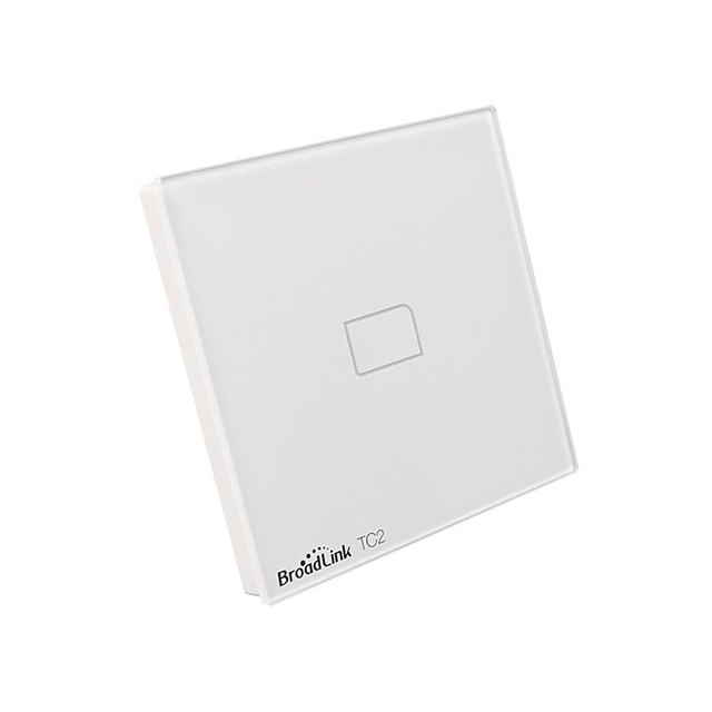 broadlink us wtyczka przełącznik dotykowy inteligentny dom bezprzewodowy wifi kontrola włącznik światła ściana